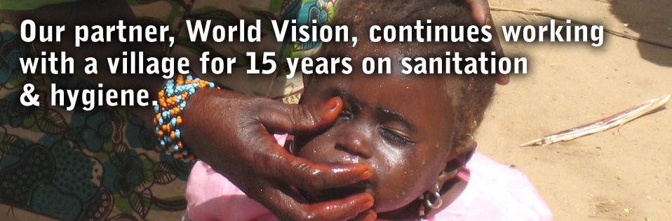 Our partner, World Vision